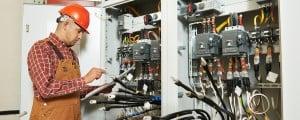 elektro údržbár