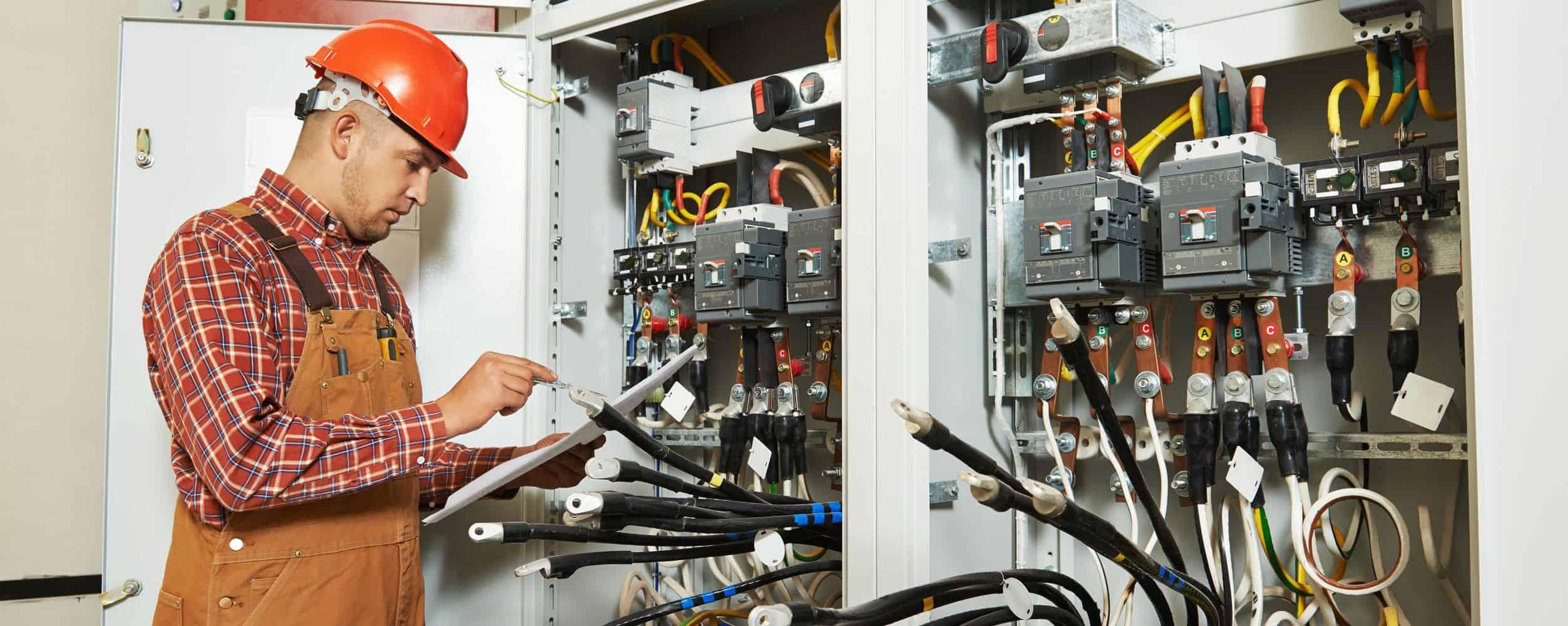 elektrikár, údržbár elektro