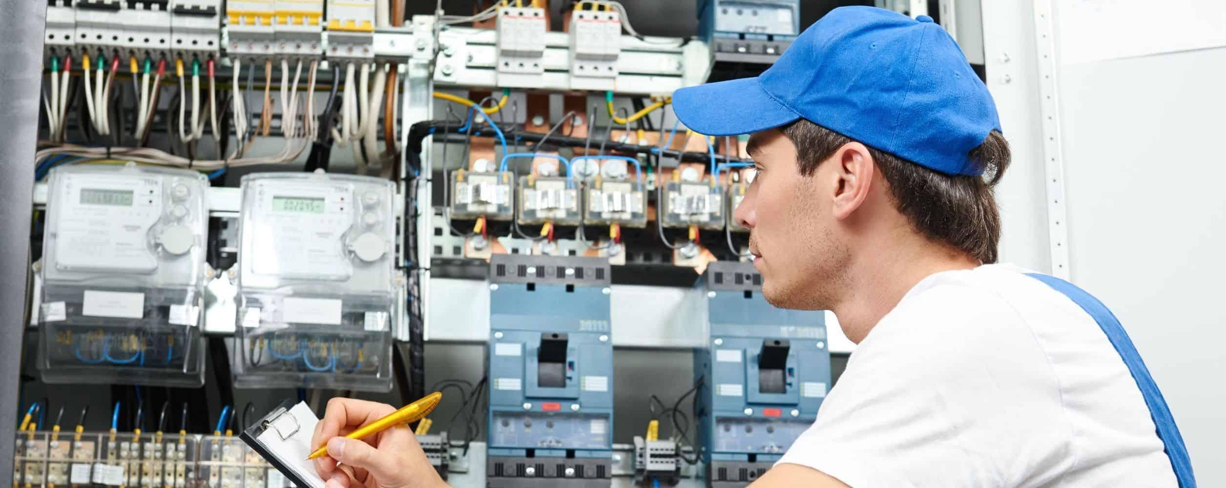 Revízie elektro