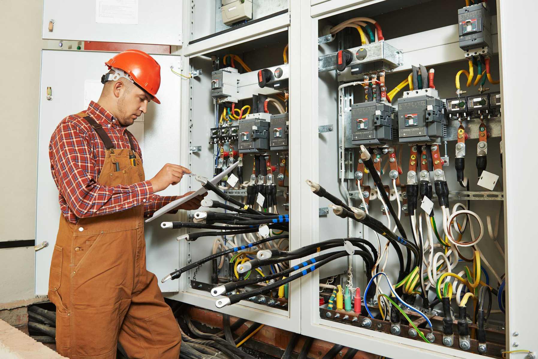 Elektro údržba
