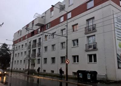 Zvončeky do domu TESLA GUARD 47bytov – Wolkerova 15, BB [REALIZÁCIA]