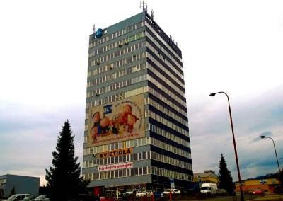 Rekonštrukcia elektroinštalácie – Kancelárie, Zvolenská cesta 14, BB  [REALIZÁCIA]