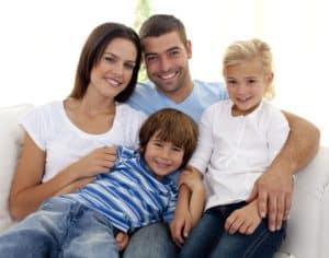 šťastná-spokojná-rodina