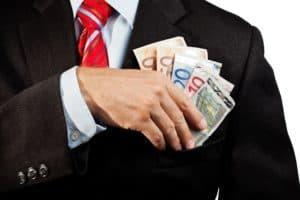 úspora financií za ističe