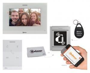 Golmar G2+ domáce telefóny pre bytovky