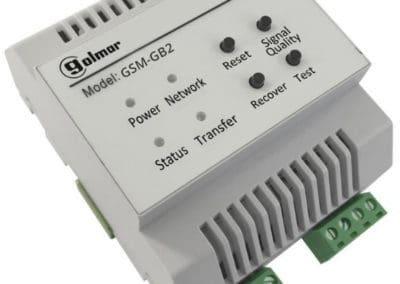 GSM modul presmerovania zvonenia z bytu