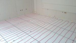 DEVI podlahové vykurovanie
