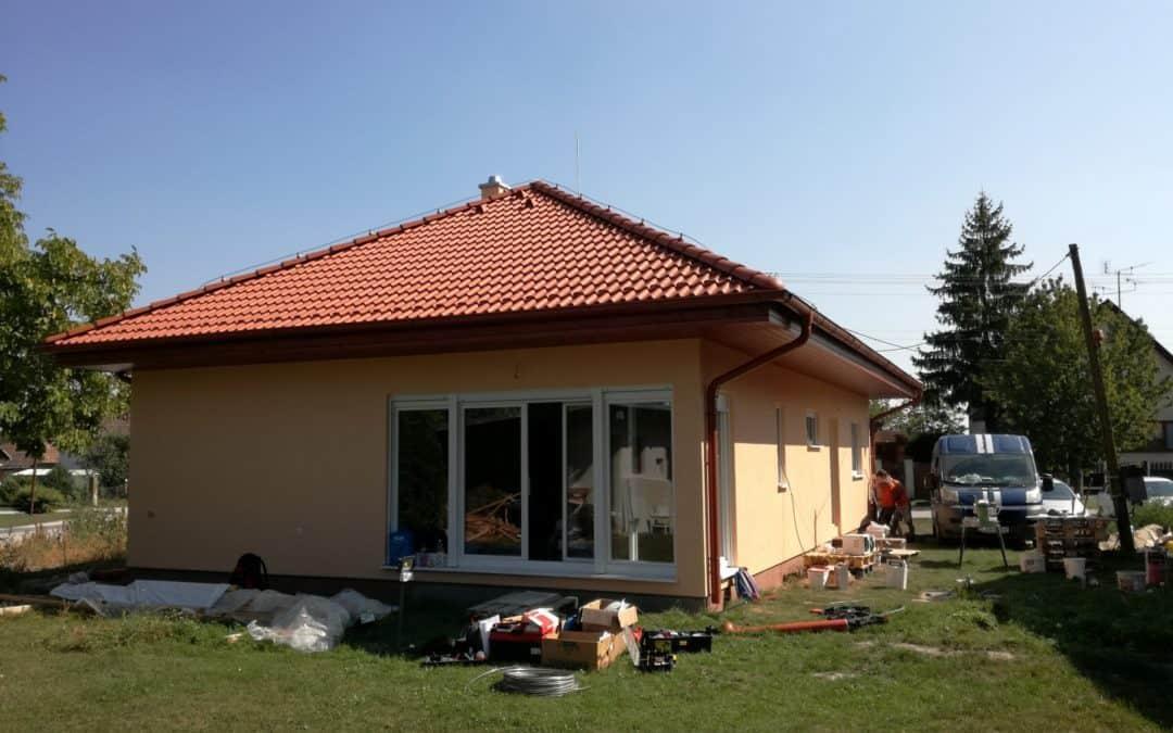 Elektroinštalácia rodinného domu, Prípojka NN – Dunajská Streda [REALIZÁCIA]