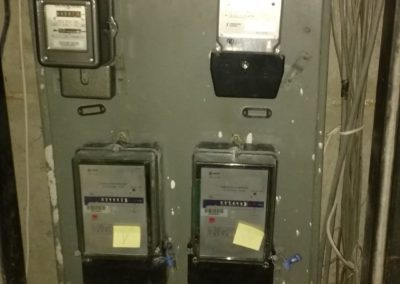 výmena elektrických rozvodov v dome rekonštrukcia elektro hlavná elektromerová rozvodnica