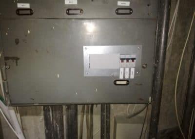 výmena elektrických rozvodov v dome hlavné ističe pre byty
