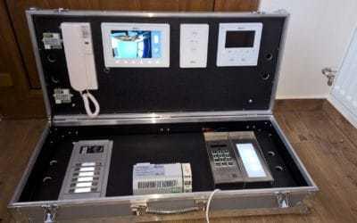 VIDEO TELEFÓNY – môžete ich odskúšať u Vás v bytovke