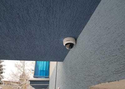 kamerový systém - vstup do bytovky