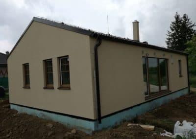 Celkový pohľad na rodinný dom
