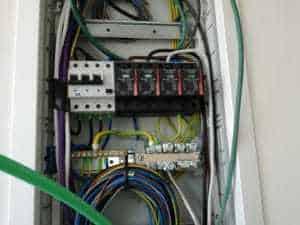 ochrana pred bleskom - Prepäťová ochrana SALTEK FLP B+C MAXI V/4