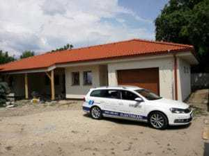ochrana pred bleskom - rodinný dom bratislava