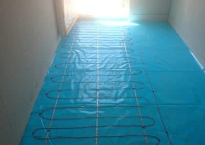 elektroinštalačné práce - Podlahové vykurovanie FENIX ECOFLOR
