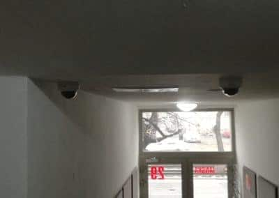 kamerové systémy hlavný vstup