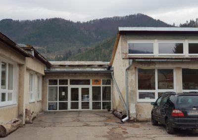 Základná škola, obec Nemecká