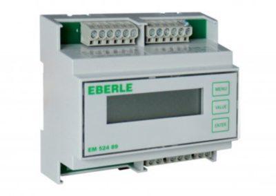 Eberle EM 524-89 rozmrazuje práve vetdy keď má