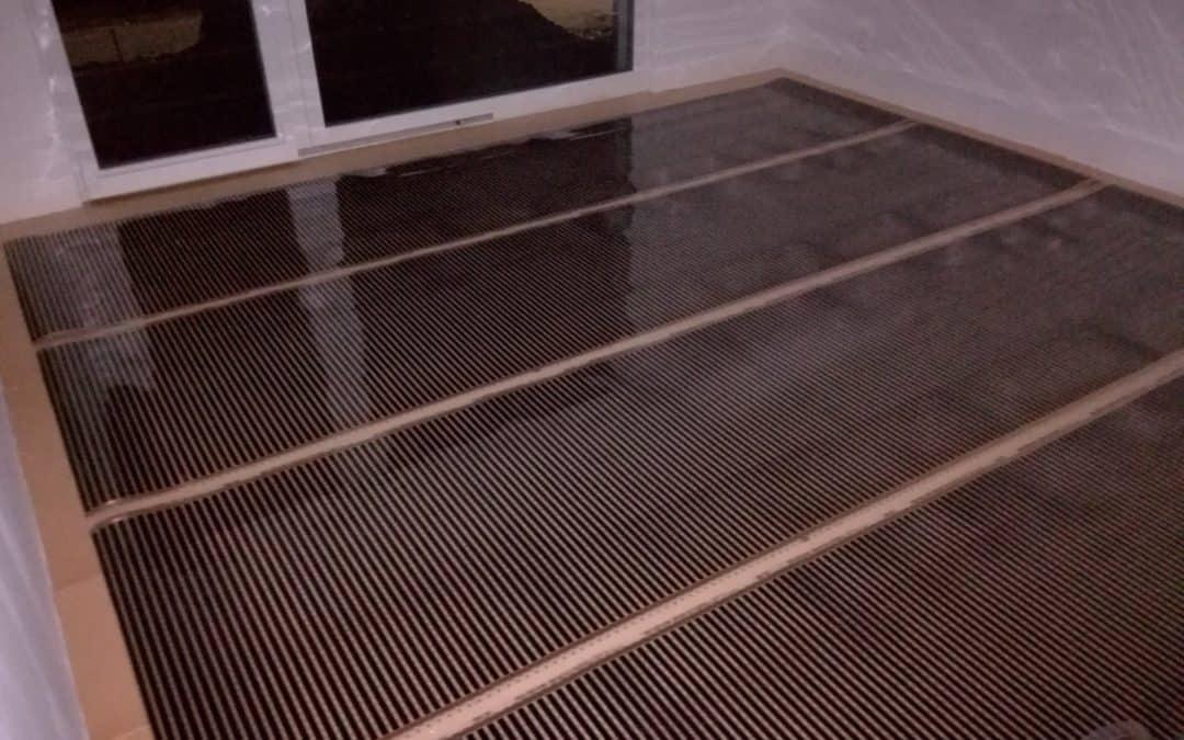 FENIX Podlahové a stropné elektrické kúrenie [REALIZÁCIA]