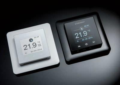 dizajnové termostaty prodesign