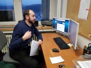 projektový manažér - plánovanie a chod zákazky