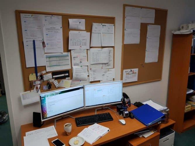 projektový manažér - pracovné miesto