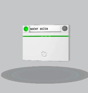 klávesnica s RFID JA-112E
