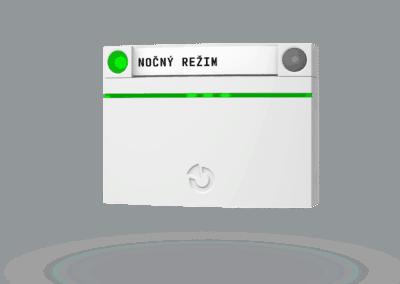 klávesnica s RFID JA-112E_sk