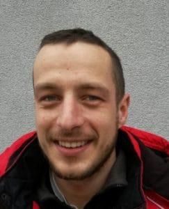Pracovník - Hlinka Matej