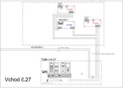 schéma zapojenia GOLMAR GB2 - základ