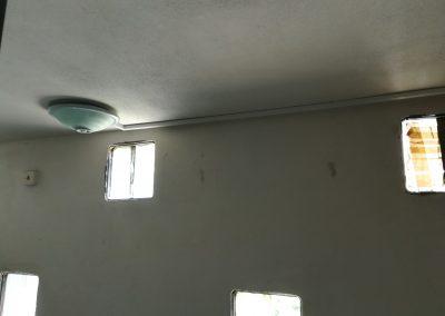 osvetlenie PIR aj na medziposchodí