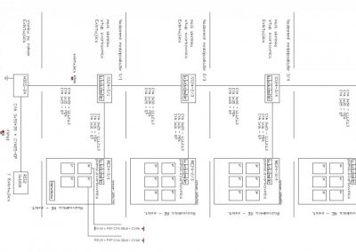 blokova schema vchod