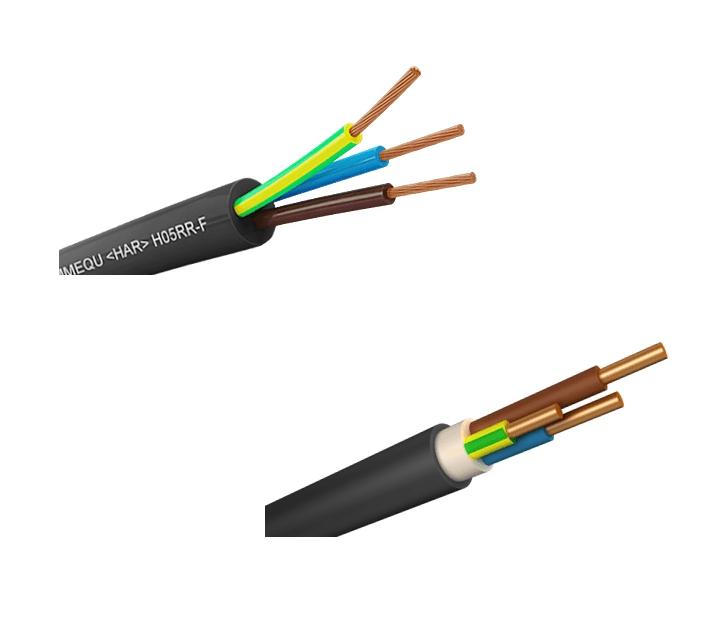 Označovanie káblov v elektrotechnike – rozmery, špecifikácie, druhy