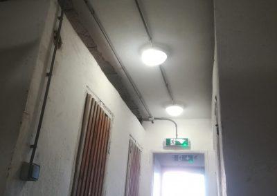 Osvetlenie pivnica bytovka