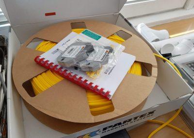 Kotúč bužírky pre potlač na tlačiarni Promark T-1000