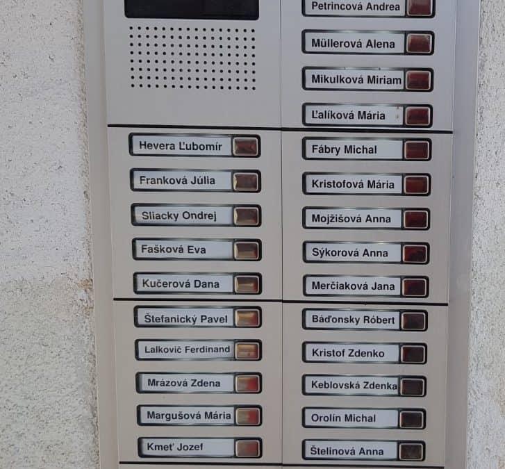 Domáce telefóny, RFID čipy a Elektromagnet [REALIZÁCIA]
