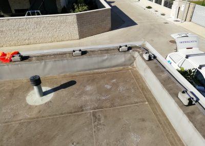Zachytávacia sústava kopíruje strechu