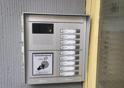 GOLMAR GB2 pre 9 bytov s RFID