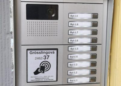 Domáci zvonček AUDIO a VIDEO, RFID čipy vstup [REALIZÁCIA]