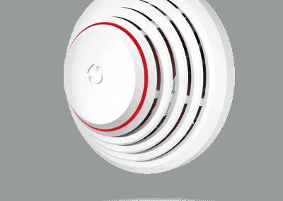 Zbernicový detektor dymu a teploty JA-110ST