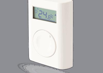 Zbernicový izbový termostat JA-110TP