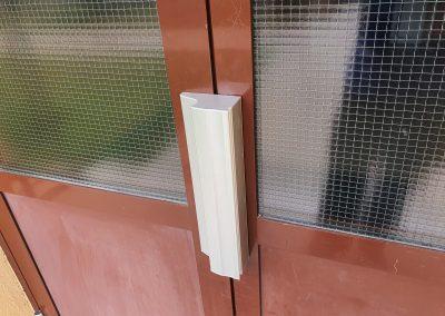 Elektromagnetický zámok - prídržná sila 1x300kg