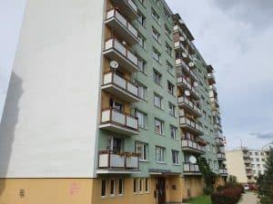 Domáci telefón, 2 vchody, 36 bytov