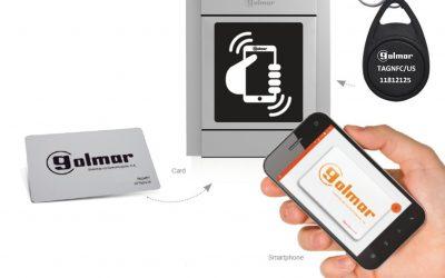 NFC čip – otvárajte dvere paneláku mobilom