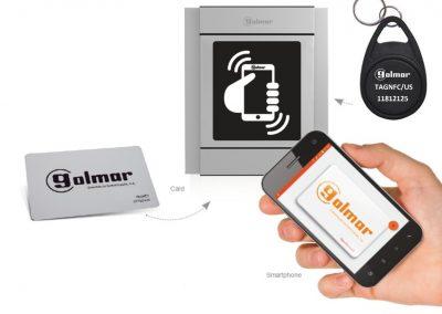 NFC čítačka N4502_NFC