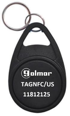 TAGNFC_US čipový kľúč NFC