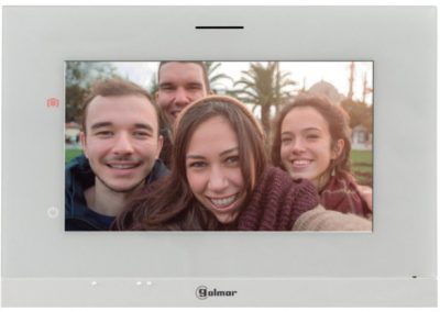 Video intercom GOLMAR ART 7_G2+Video intercom GOLMAR ART 7/G2+