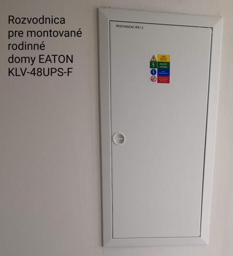 Rozvodná skriňa EATON KLV-48UPS-F